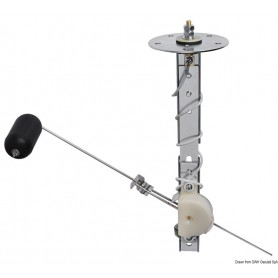 Level sensor lever