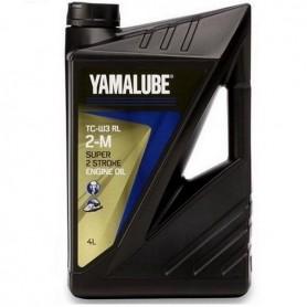 Olio Yamaha 2 tempi 4 litri