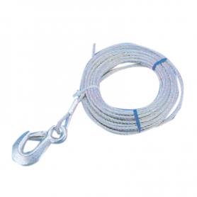 Kabel vitel Ø5x10mt