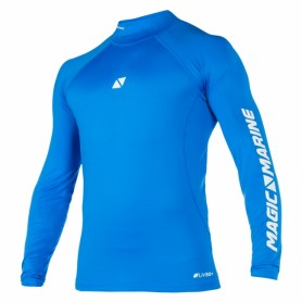 Lycra blu Magic Marine