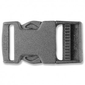 Buckle plastic 25mm