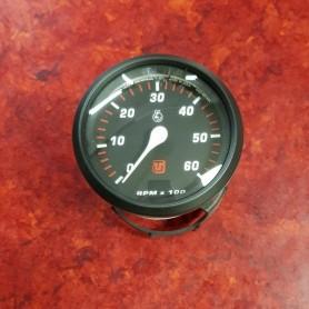 Tachometer inboard