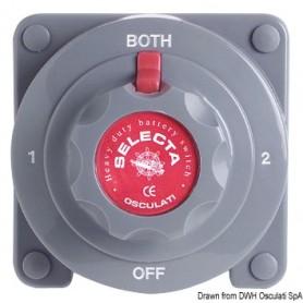 Selecta battery switch / diverter