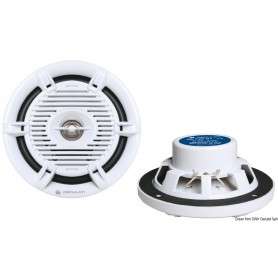 - In stereo speakers 2-way 60 W