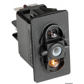 The rocker switch Marine ON-OFF