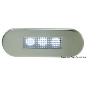 Luce cortesia LED blu