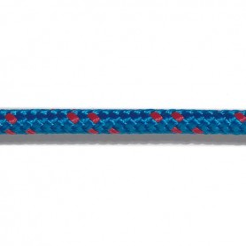 Blue floating rope