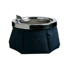 Ashtray windproof blue
