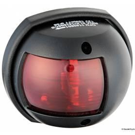 Luce di via Sphera rosso/nero