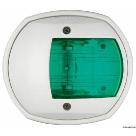 Street light Sphera green/white