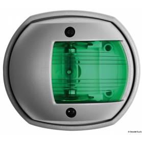 Green / gray street light