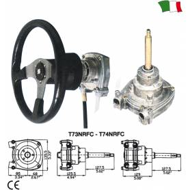 Mechanical steering t73