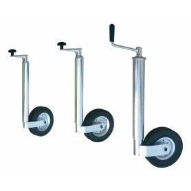 Wheel telescopic trolley Ø42mm