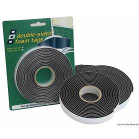 Soft double-sided tape 25x3mm