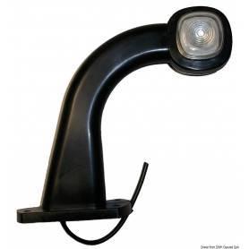 Fanale LED ingombro laterale 90°