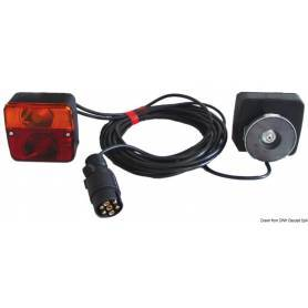 Rear light Kit with magnetic fixing