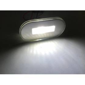 Light oval LED indoor