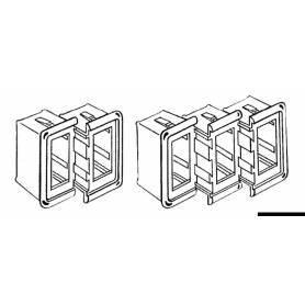 Cornice laterale interruttore