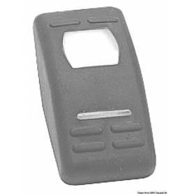 Plate semi-rigid rocker switch Contura
