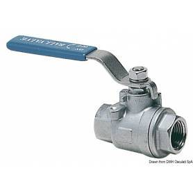 "Valve ball stainless steel 1"" 1/2"