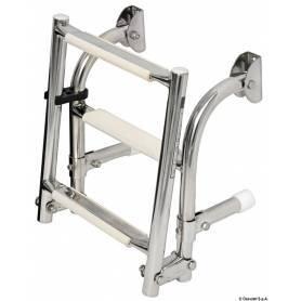 Stainless steel ladder 5 steps