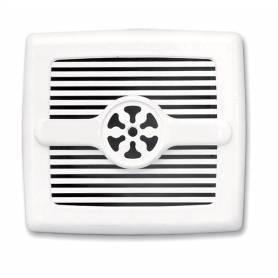 Riviera white speaker