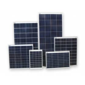 Solar panel 20W 52x35cm
