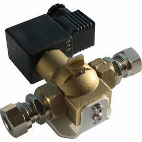 Shut-off valve fuel 12V