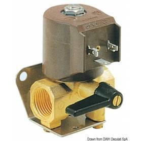 Elettrorubinetto goriva 12 V