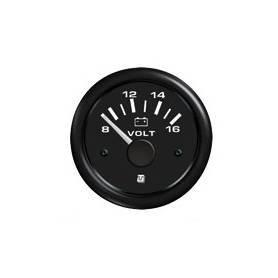 Voltmeter 8-16 VDC