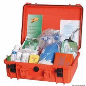 First aid case D