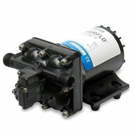 Pump washing of decks Problaster Junior™ 12V