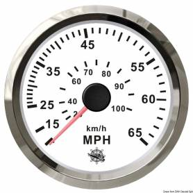 Indicator-speed 0-65 mph