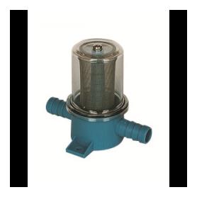 Vodni filter iz nerjavečega jekla