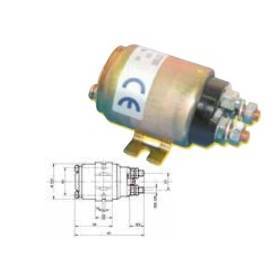 Teleruttore 150A 24V