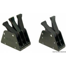 Double black anodized Easylock
