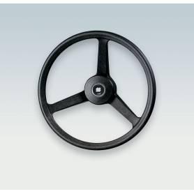 Black steering wheel 335 mm