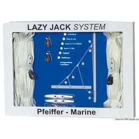 Kit Lazy Jack 30 piedi