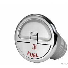 Tappo imbarco benzina 30° 50 mm