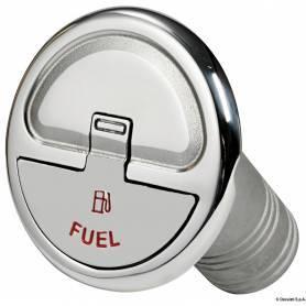 Tappo imbarco benzina 30° 38 mm