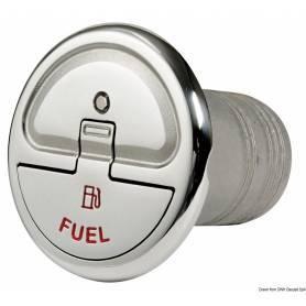 Poklopac bon benzin 50 mm s ključem