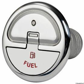Poklopac bon benzin 38 mm s ključem