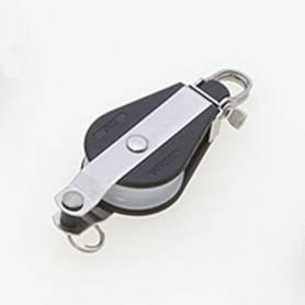 Bozzello girevole con arricavo 57mm - scotta 12mm