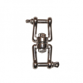 Swivel stainless steel shackle/shackle 6mm