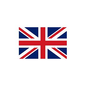 Britain flag 20x30 cm