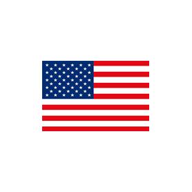 Flag United States 20x30cm