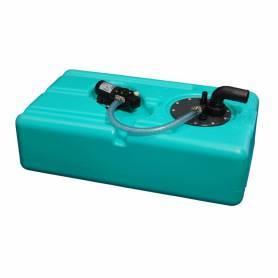 Serbatoio acqua con autoclave 4lt/min 57 lt