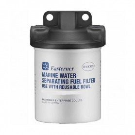 Cartridge replacement filter-separator WTO