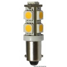 Led bulb, BA9S 8.5 W