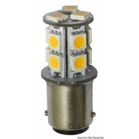 Light bulb led BA15D 2 W